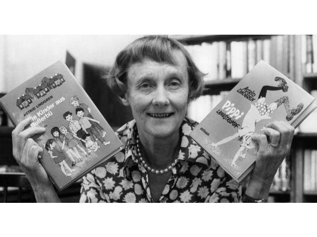 Astrid Lindgren: Nikad nasiljem ne vaspitavajte djecu Astrid Lindgren (14. 11. 1907. – 28. 1. 2002.)